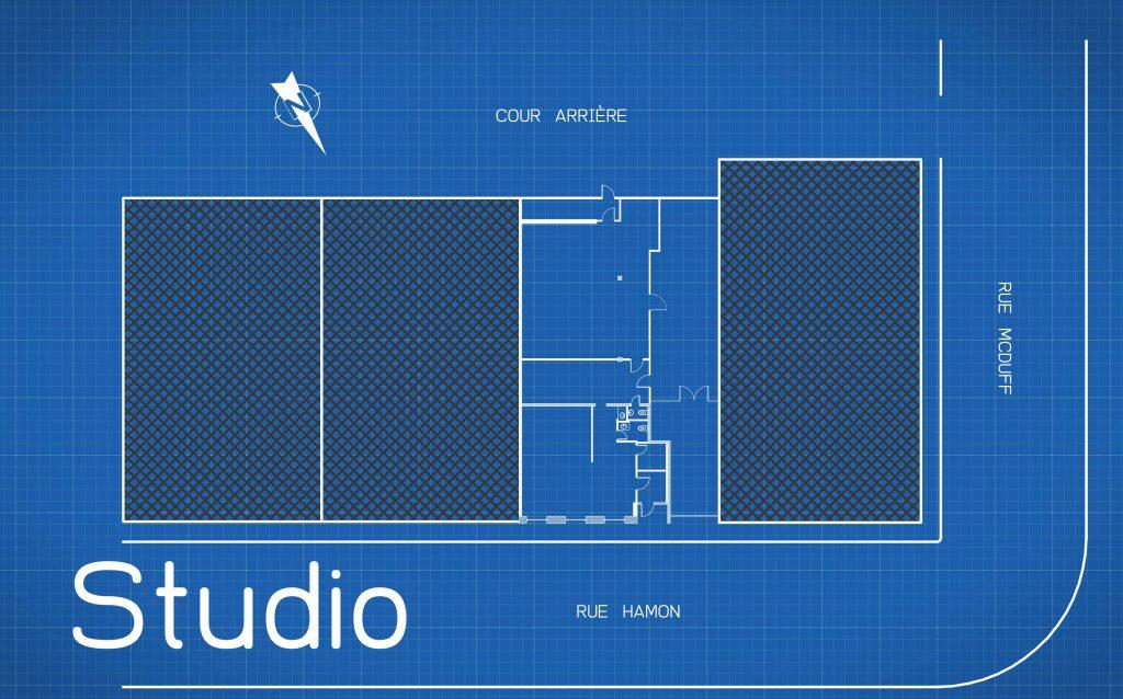 Find a film studio